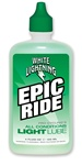 White Lightning Epic Ride - 4 oz / 120ml