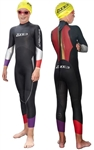 Zone3 Adventure Youth Triathlon Wetsuit