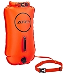 Zone3 Swim Safety Buoy/Dry Bag 28L