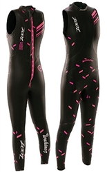 Zoot Women's Wahine 1 Sleeveless Triathlon Wetsuit