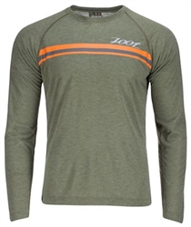 Zoot Men's Run Surfside Ink LS, Z1604089