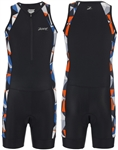 Zoot Protege Tri Front Zip Racesuit, Youth, Z1606040