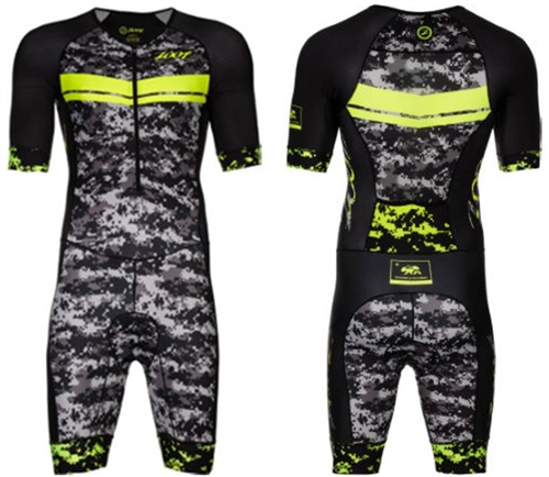 Zoot Men's LTD Tri Sleeved Racesuit