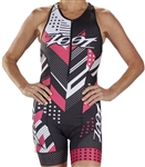Zoot Women's LTD Tri Racesuit - Team 19