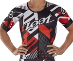 Zoot Men's M LTD Tri SS Aero Jersey