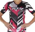 Zoot Women's LTD Tri SS Aero Jersey - Team 19