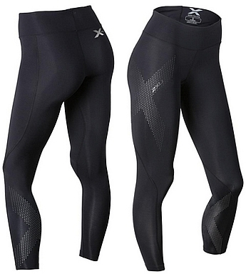 5e111ae71cdd6 2XU Women's Mid-Rise Compression Tights | Buy Online in CANADA