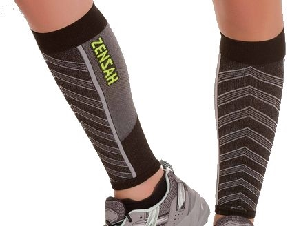 7a24c26737 Zensah Compression Running Leg Sleeves | Buy in CANADA