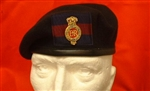 Life Guards Beret Life Guards Officers Beret LG Beret Household Cavalry Beret Hand Embroidered.
