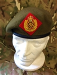 The Duke of Lancaster`s Regiment Beret Officers WO`S OR`S LANCS Beret