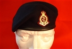 OR`S Royal Army Medical Corps Beret + Badge ( RAMC Beret )