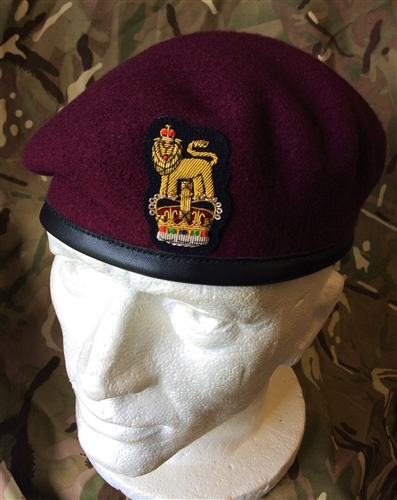 7267c77e0b310 This is a fantastic quality PARA Beret + Parachute Regiment Beret ...