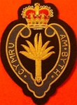 Welsh Guards Blazer Badge