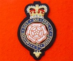 Royal Fusiliers Blazer Badge RF ( Blazer Badge )