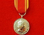 Fire Brigade Long Service and Good Conduct Miniature Medals