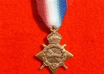 World War 1 1914-15 Star  Miniature Medal