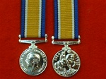 World War 1 British War Medal Miniature 1914-20