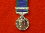 Radfan Campaign Service Miniature Medal