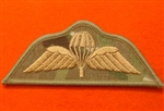 Combat Badge Biscuit Brown Multicam Parachute Regiment Wings Airborne