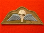 Combat Badge Coloured Multicam Parachute Regiment Wings Airborne