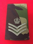 S/SGT Combat Slide C/SGT Jungle PDM Combat Slide ( Staff & Colour Sergeant Jungle DPM Combat Slide )