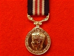Miniature King George VI Military Medal King George VI MM.