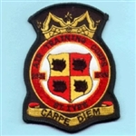 RAF 2331 ATC Embroidered Official Crest Badge