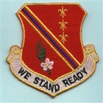 RAF 127 FW We Stand Ready Badge ( 127 FW We Stand Ready Badge )