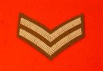 FAD Uniform CPL Chevron ( Corporal Stripe )