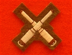 FAD Gunnery Instructor Qualification Badge ( New British Army Uniform )