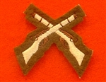 FAD Marksman Cross Rifles Skill at Arms Badge ( New British Army Uniform )