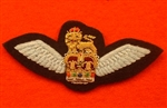 High Quality Army Air Corps Gold Bullion Wire Service Dress Wings ( AAC Service Dress Wings )