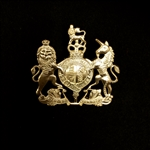 Military Army WO1 Metal Badge.