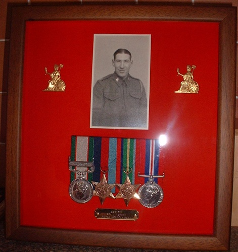 This is an outstanding quality Design 21 Military Medal Frame ...