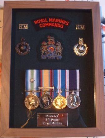 Design 46 This is a fantastic quality Walnut Veneer Royal Marine ...