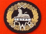South Wales Borders Blazer Badge