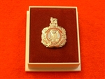 Quality The King's Own Borderers Enamel Lapel Badge ( KOSB Lapel Badge )