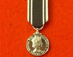 Ambulance Service Long Service & Good Conduct Miniature Medal