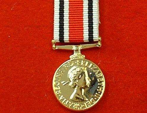 LSGC LONG SERVICE MILITARY MEDAL /& RIBBON BRITISH ARMY,GUARDS,PARA,SAS NEW!