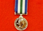 Royal Naval Reserve Long Service and Good Conduct Miniature medal