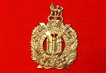 Kings Own Scottish Borderers Queens Crown
