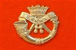 Duke of Cornwall's Light Infantry Metal Cap Badge.