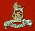 Royal Army Pay Corps ER 11 Cap Badge