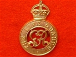 Quality Metal Life Guards Metal Cap Badge LG Beret Badge Life Guards Kings Crown