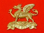 The Buffs Cap Badge