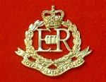 Royal Military Police ER 11 Cap Badge