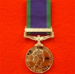 High Quality Full Size Northern Ireland Campaign Service Medal ( NI CSM Northern Ireland Medal )