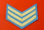 SGT Army Air Corps Mess Dress Chevrons
