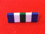 Royal Naval Reserve Long Service Medal Ribbon Bar Sew Type