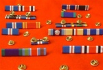 Choose Your Own Medal Ribbon Bar Pin Stud Combinations ( Your Own Design ) £3.75 Each